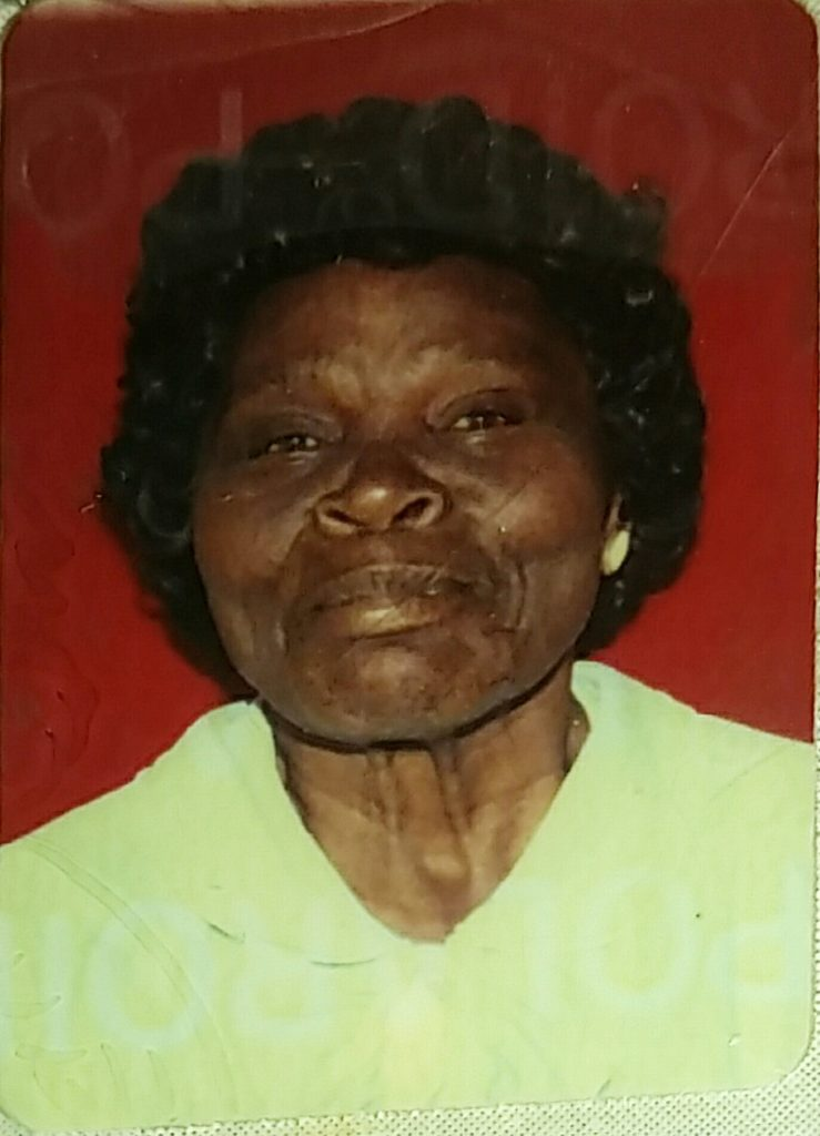 Mildred Viola Collymore ID