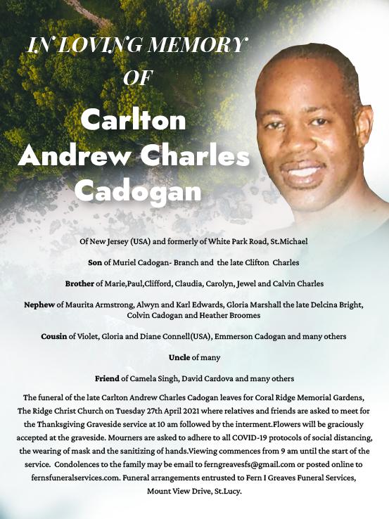 Cartlon-Andrew-Obit